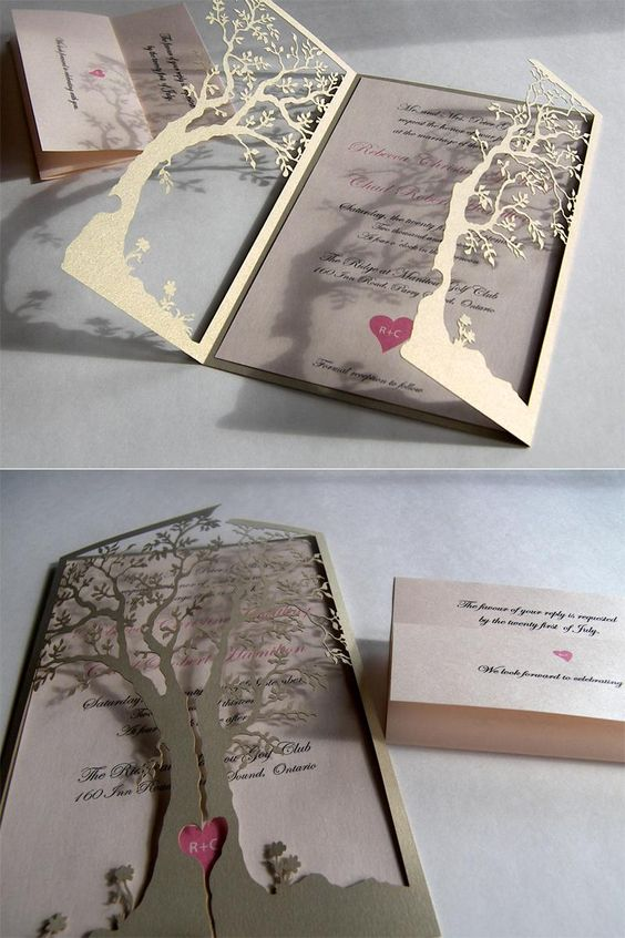 Medieval Scroll Invitations as Amazing Layout To Create Unique Invitations Ideas