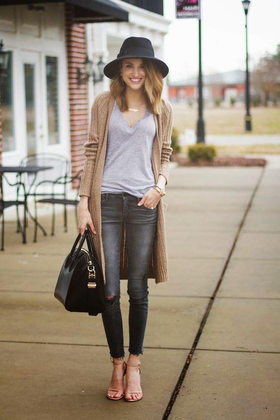jeans-grises-con-sombrero