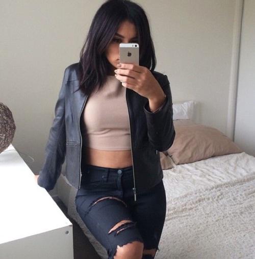 jeans-negro