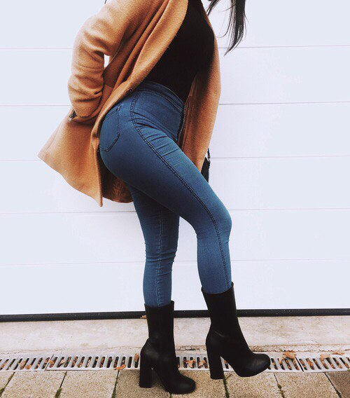 jeansboots