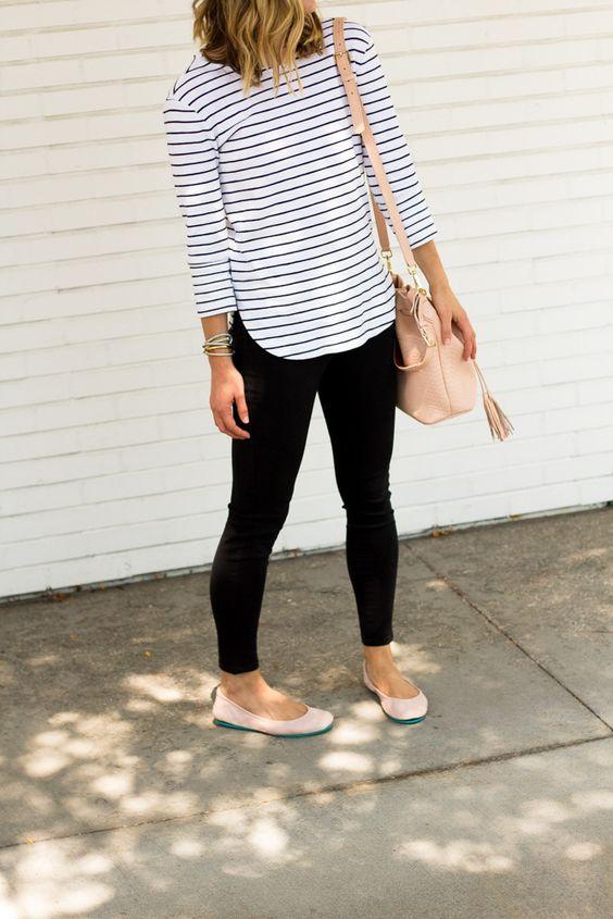 leggings-stripes