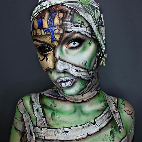 momia-maquillaje