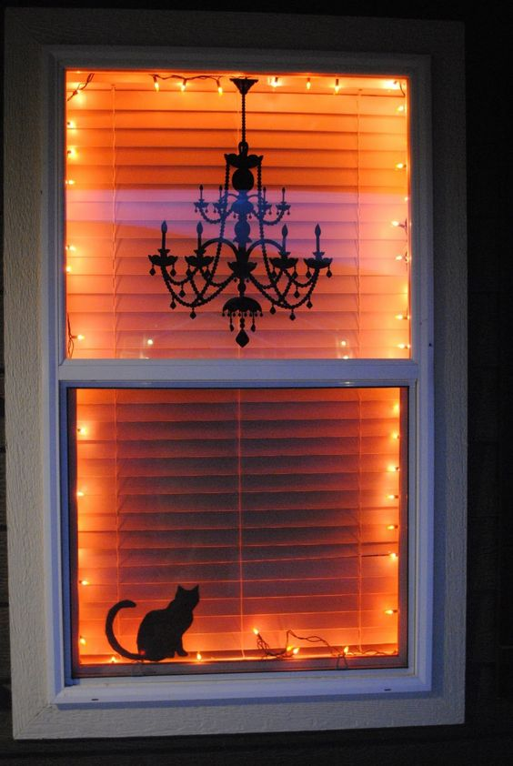 orange-lights