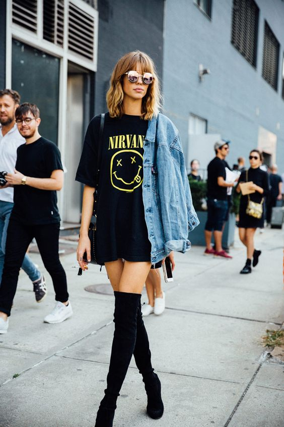 outfits-chic-con-short