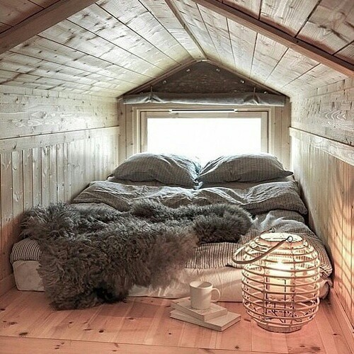 15 habitaciones en las que dan ganas de quedarte acostada