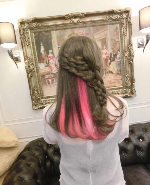 rosa-hair