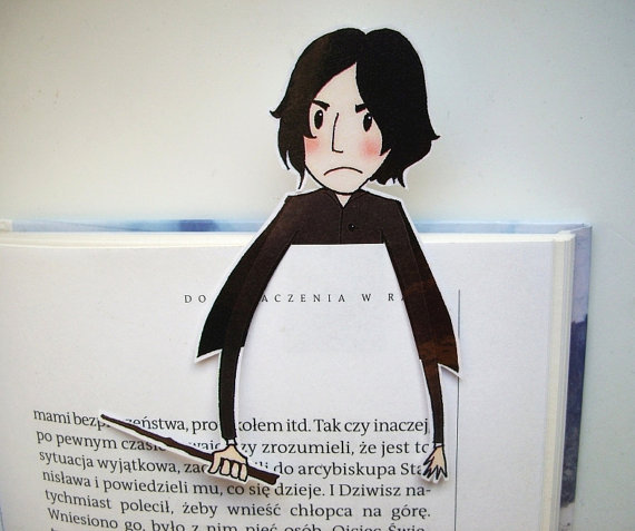 snape-bookmark