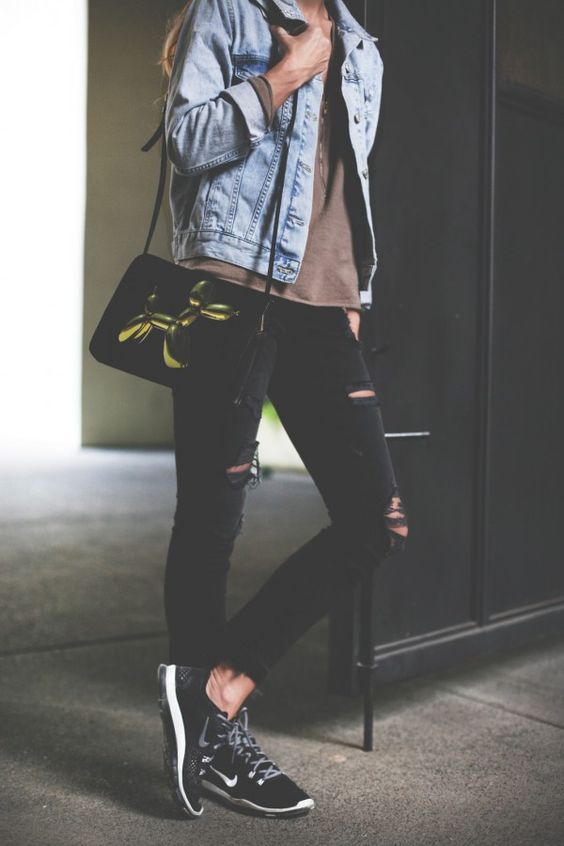 sneakers-chic