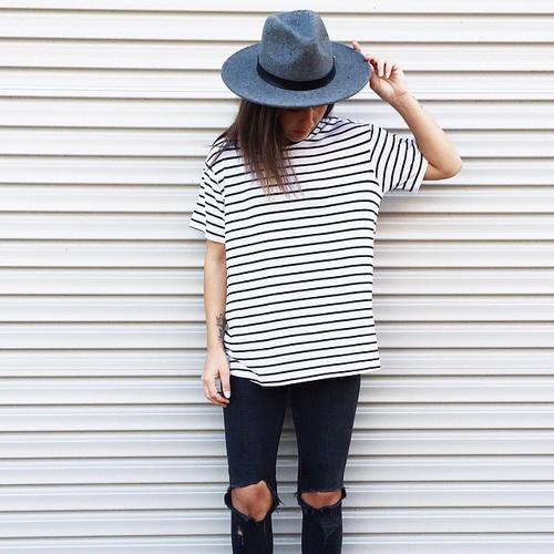 sombrero-look