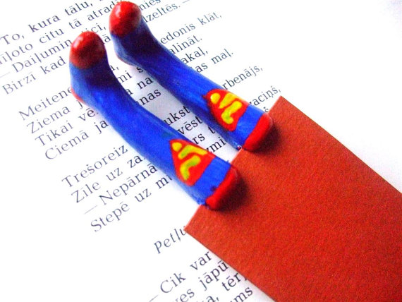 superman-bookmark