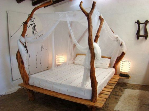 tree-bed