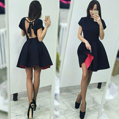 vestido-negro-rojo