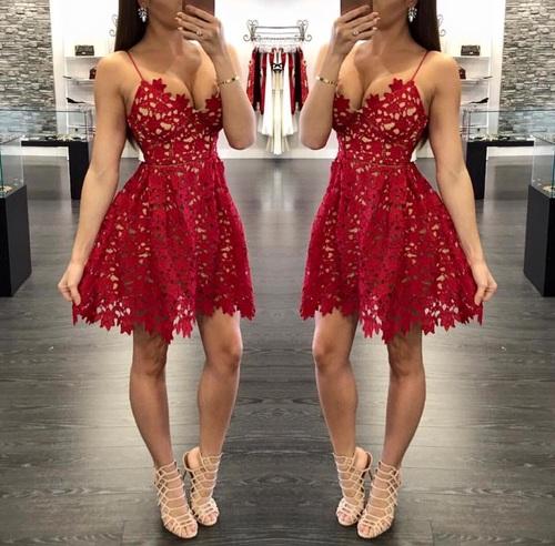 vestido-rojo-cocktel