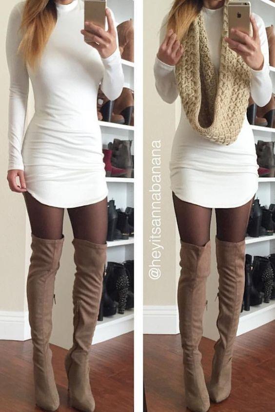 vestidos-manga-larga