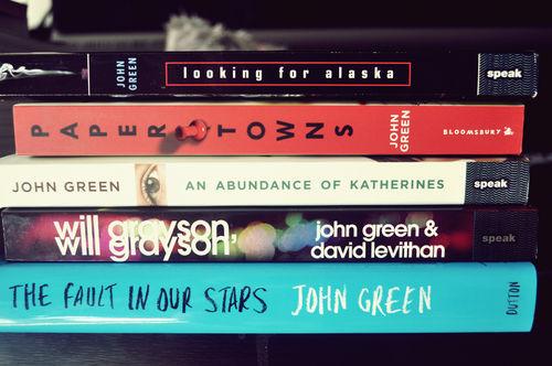 john-green-books