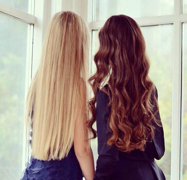 amigas-cabello
