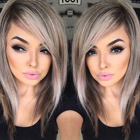 Rubio Cenizo ¡el mejor color de cabello para chicas bronceadas!