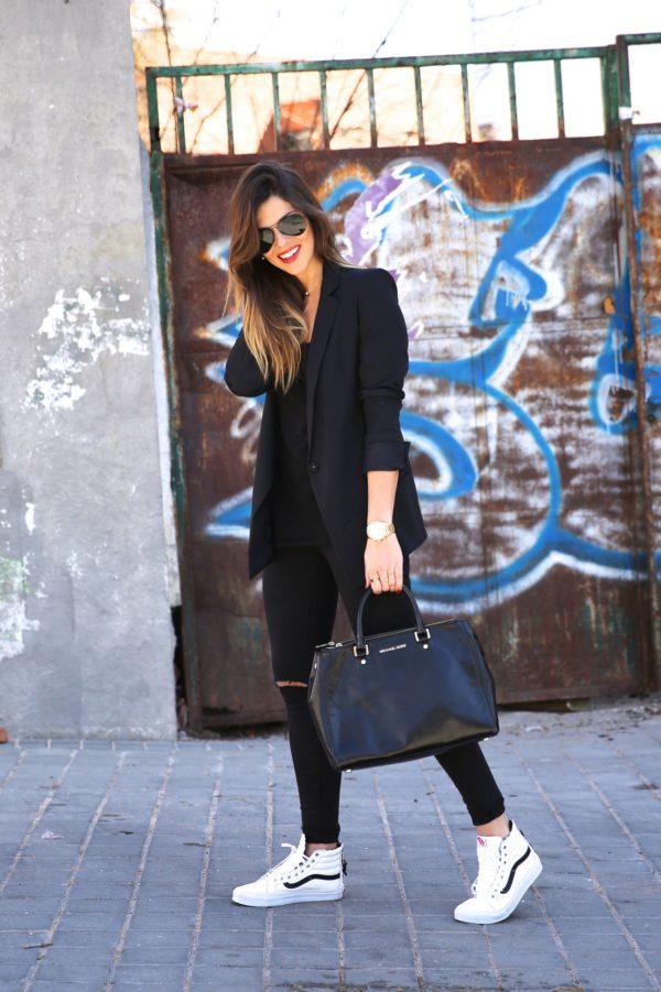 black-blazer
