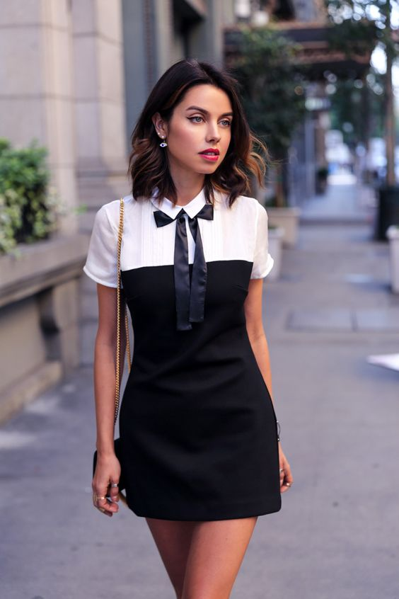 blackandwhite-dress