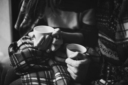blanket-coffee