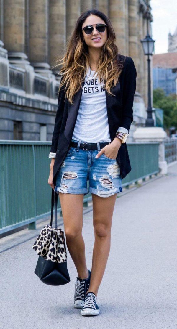 blazer-short