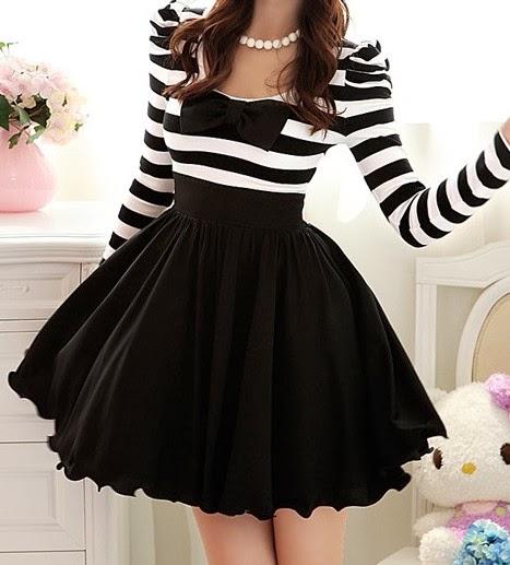 bw-dress