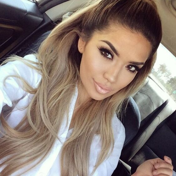 1000 Ideas About Long Hair On Pinterest Layered Hair Long