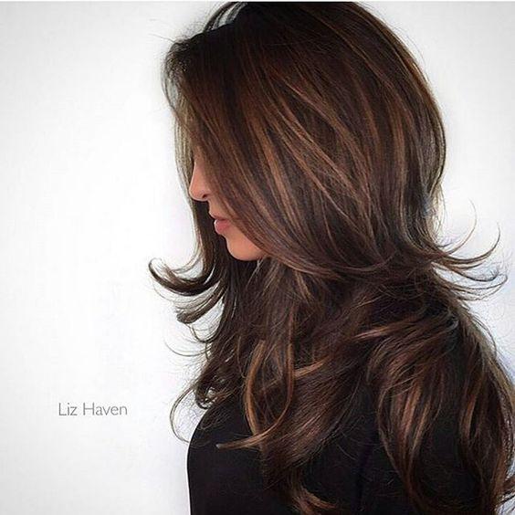 chocolate-hair