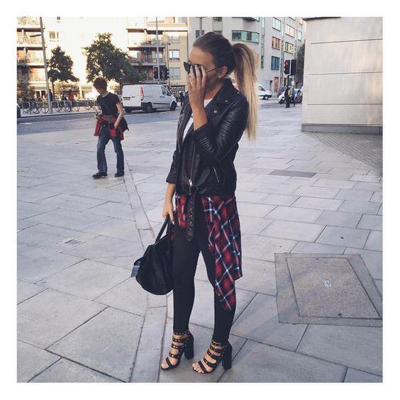 jeans-negros-camisa-franela
