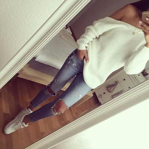 jeans-y-sueter