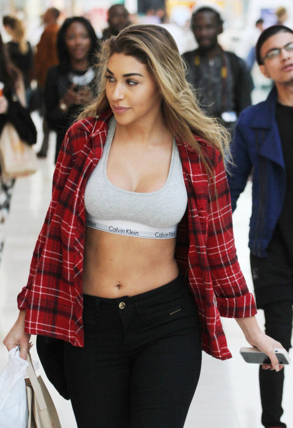 51471607 Justin Bieber's friend and rumored girlfriend Chantel Jeffries is seen out shopping with friends at Westfield Shepards Bush in London, UK on July 7, 2014. The 21-year-old was the woman riding with Justin Bieber before he was arrested for alleged DUI and drag racing in January of this year. FameFlynet, Inc - Beverly Hills, CA, USA - +1 (818) 307-4813 RESTRICTIONS APPLY: USA ONLY