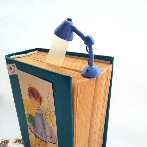 lamp-bookmark