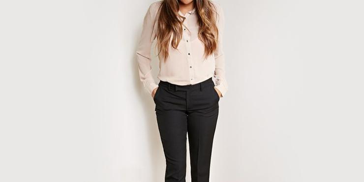 fantastic outfit entrevista laboral mujer de la