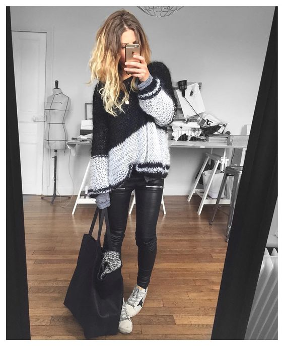 maxi-sweater