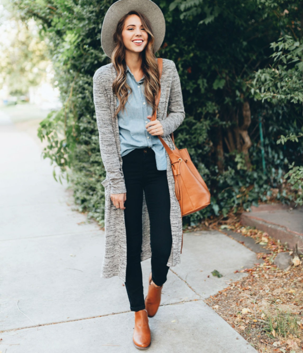 outfit-con-cardigan