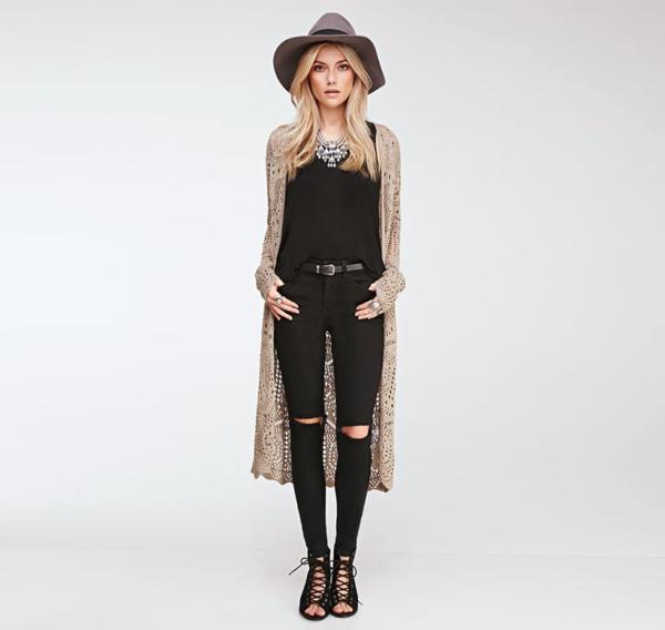 outfits-negros-bonitos