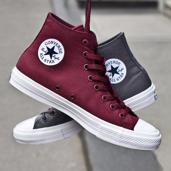 rojo-color-converse