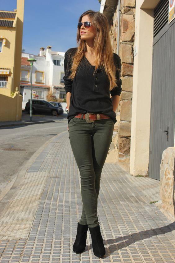 skinny-jeans-verdes