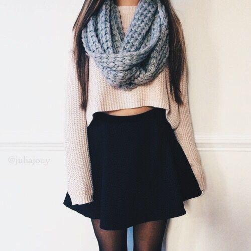 sueter-falda
