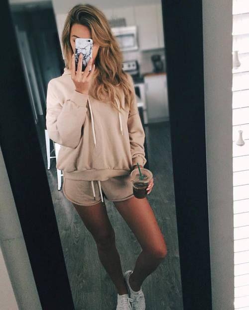 hoodie-short