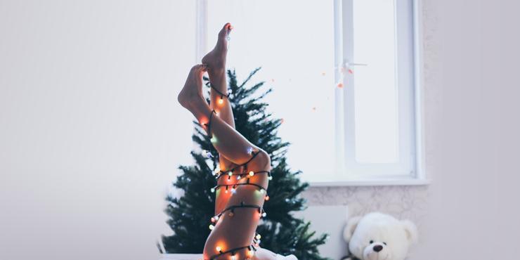 selfies que debes tomarte junto al rbol de navidad - Arboles De Navidad