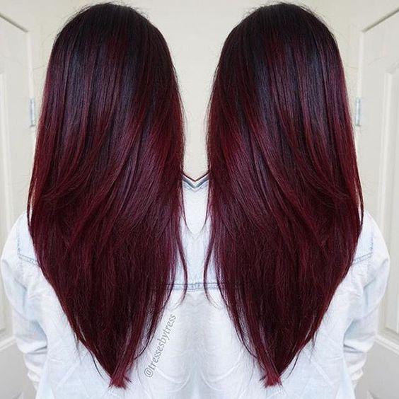 wine-hair