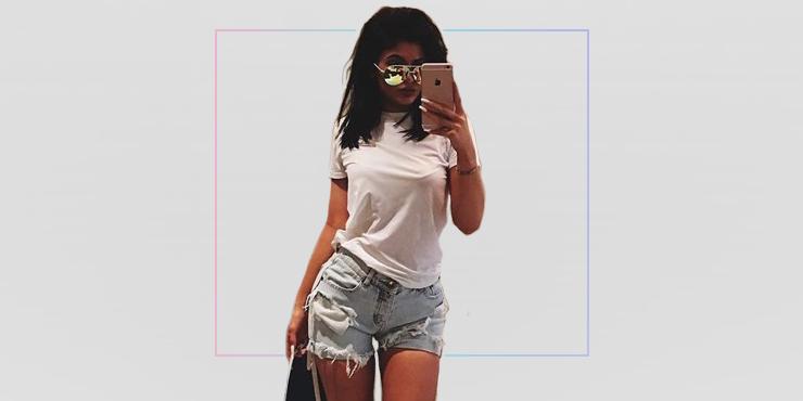 e823cd32c0 Outfits de Kylie Jenner que puedes conseguir con bajo presupuesto