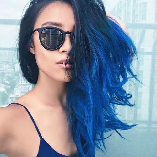 Otro punto importante es el hecho de saber previamente en dónde querrás que comience el cambio de tono y de color de tu cabello. Piénsalo muy bien para que