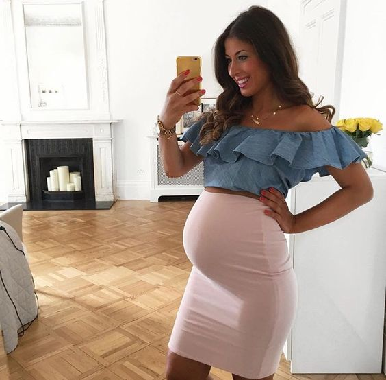 Sexy Pregnant Clothing 48