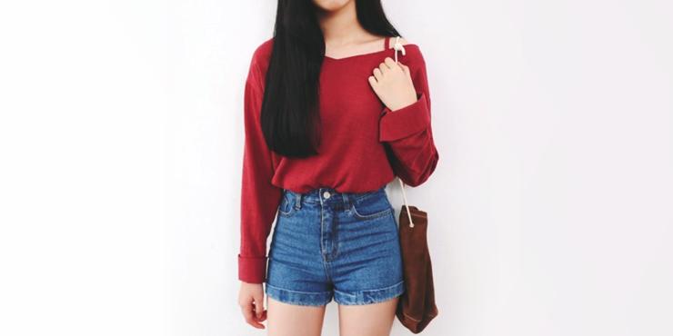 df7d891775d6b 14 Outfits casuales en rojo que te harán ver súper hot
