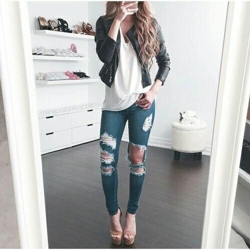 outfits sencillos para las que no saben nada de moda