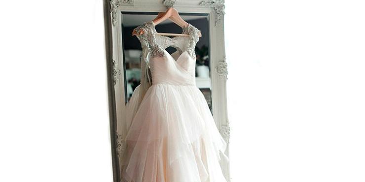 vestidos de novia para chicas sin pompis