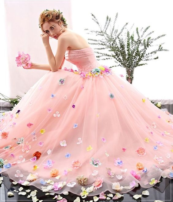 Vestidos De Xv Anos Para Chicas Que Mueren Por Parecer Una Princesa