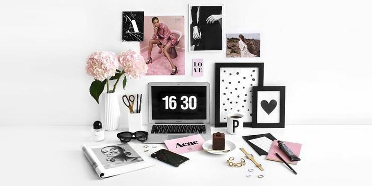 Decoraciones para chicas que quieren una oficina en su for Decoraciones para trabajos